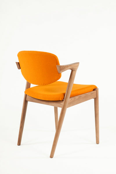 The Levanger Arm Chair [FEC7629ORG] 4