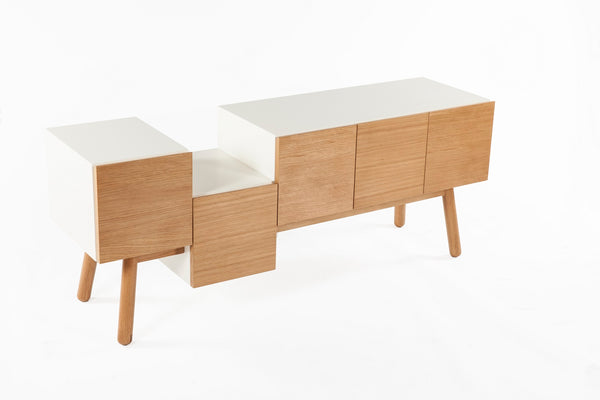 The Dyna Console [FAB3002OAK]
