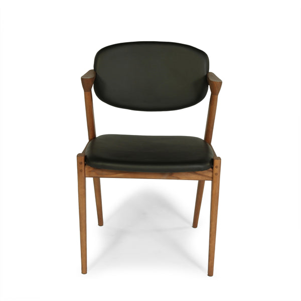 The Levanger Arm Chair [FEC7629LBLK]