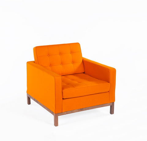 The Dexter Lounge Chair [FEC3719ORG1]