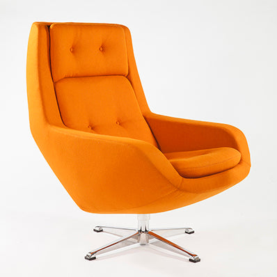 The Limburg Lounge Chair [FEC2639ORG]