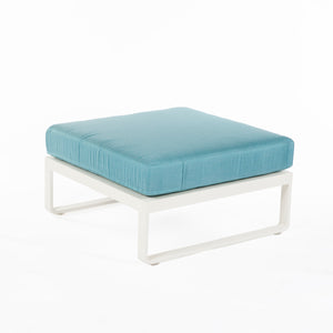 The Manhattan Foot Stool [FCO6925BLUE]