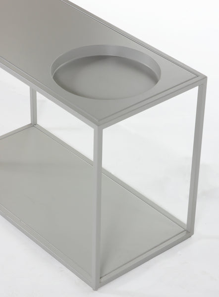 Reference End Table [FSE001LGREY] 1