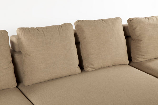 The Scafatti Sectional [FQS111GREY] 3