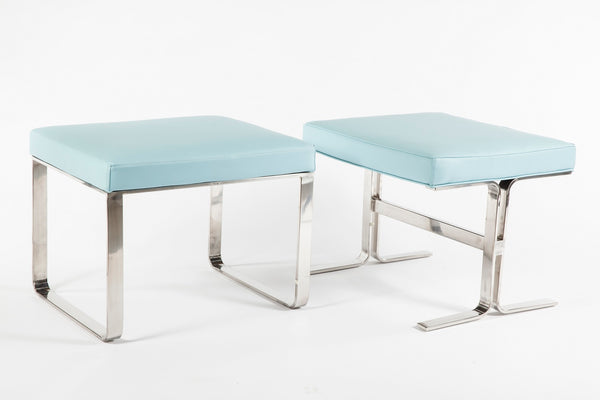 The Arendal Stool [FHC07BLUE] 2
