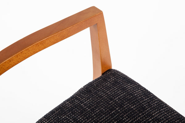 The Sittard Arm Chair [FXC587BLK] 2