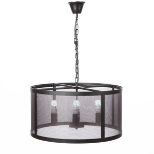The Otta Chandelier [LU2009BLK]
