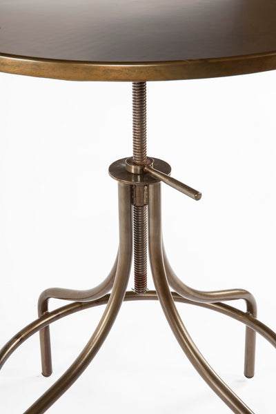 Good Form French Bistro Table [FKT001BRASS] 2