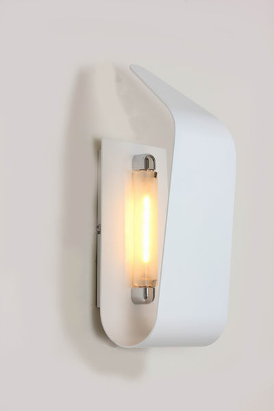 The Terzani wall Sconce [LS859WWHT] 2
