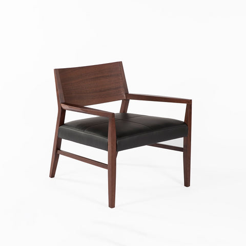 Trondheim Arm Chair [FEC0032BLK]