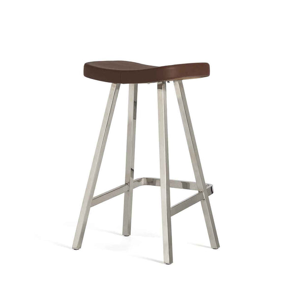 [FEB9149BRN] Okra Counter Stool