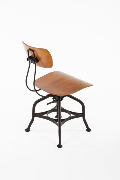 The Vreit Side Chair [FOC86975COFF]