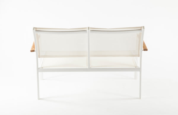 The Rhodes Loveseat [FCC0411WHT] 6