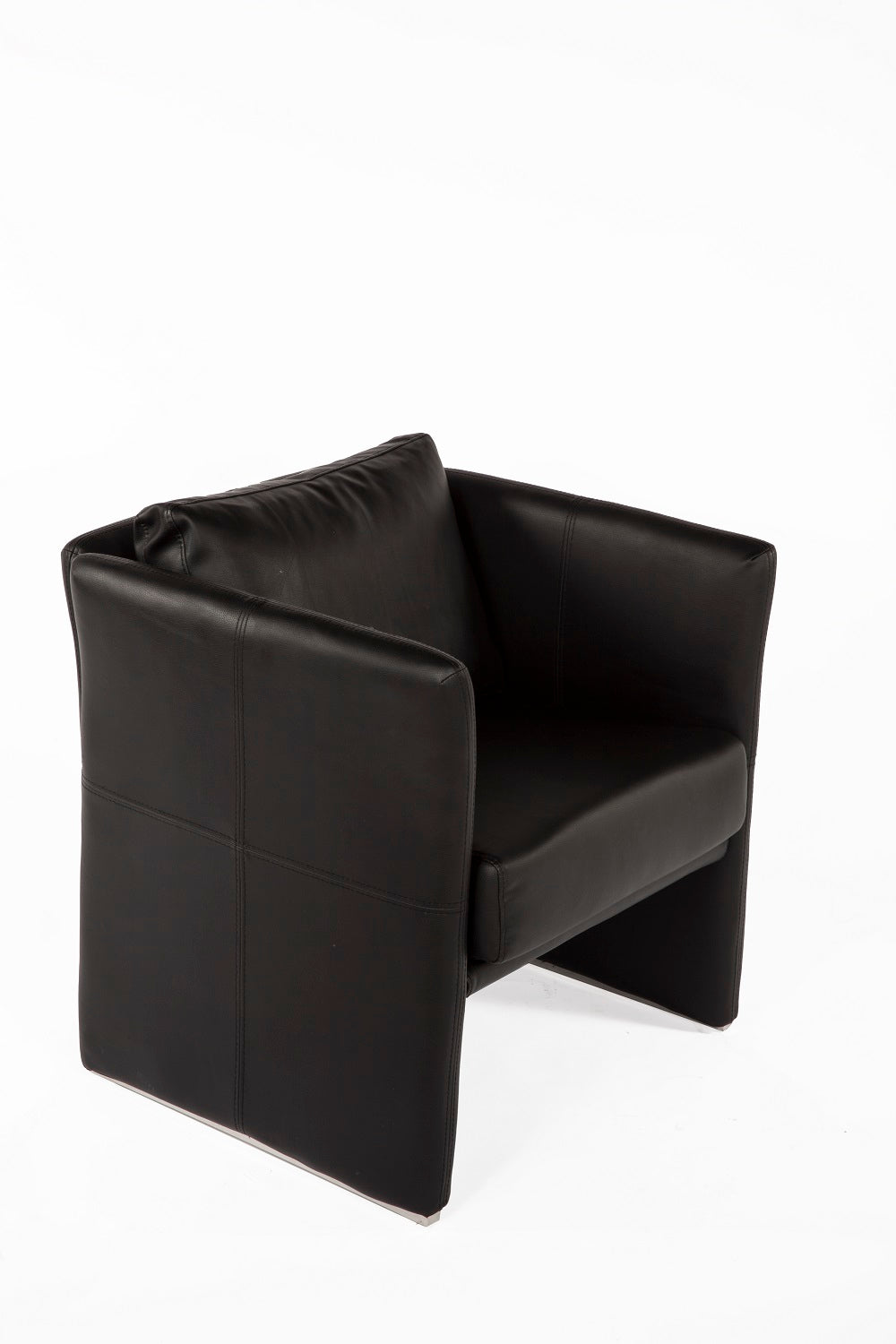The Ullerslev Lounge Chair [FV210BLK] 3