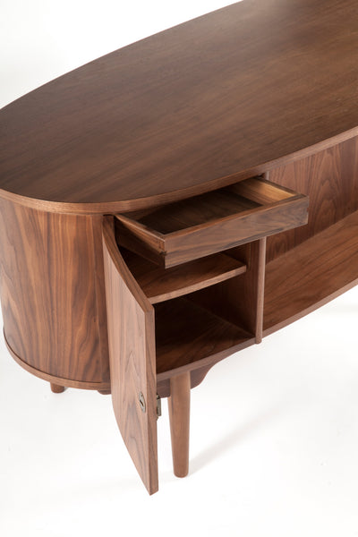 The Thatcher Desk [FET2539WALNUT]  4