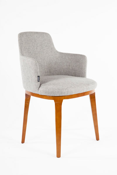 The Bilbao Arm Chair [FXC850GREY] 3