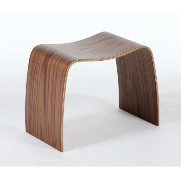 "The"" Lille"" Stacking Stool [FEC1119WALNUT] 3"