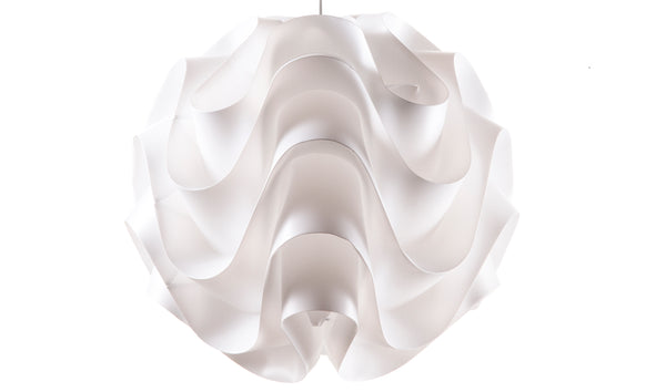 "The Wave pendant lamp 21"" [LSA03S3]"