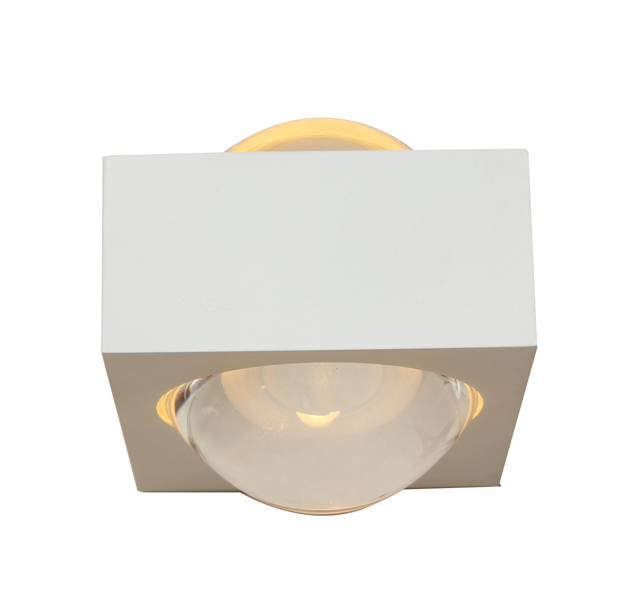 The Viso Wall Sconce [LS831WWHT]