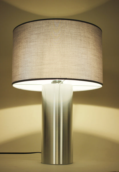 "The ""Willis"" table lamp Grey [LS663TGREY] 3"