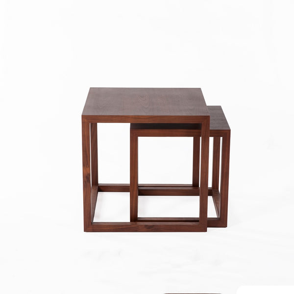 The Vaxaholm Nesting Table [FET0031WALNUT]3