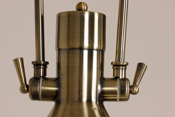 The Stilnovo Craft lamp [C709BRASS] 6