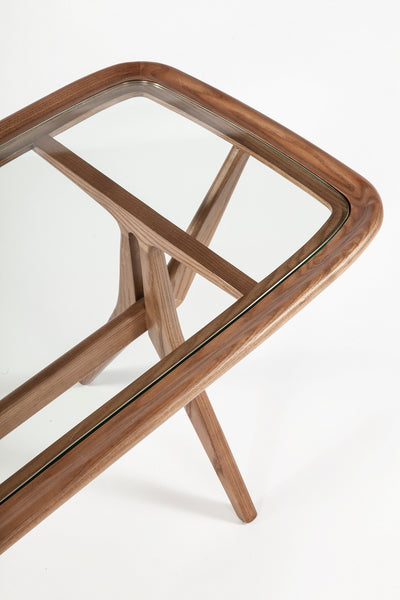The Geleen Table [FET3439WALNUT]