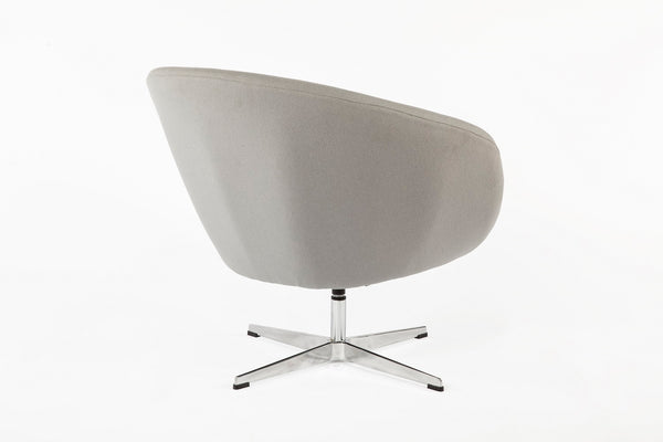 The Boras Lounge Chair [FEC7019GREY] 2