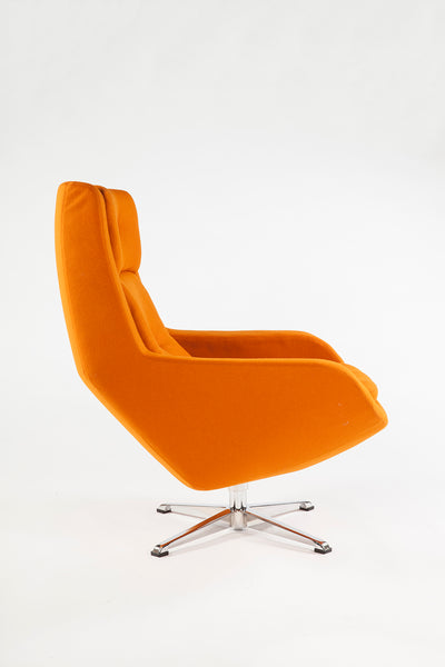 The Limburg Lounge Chair [FEC2639ORG] 4