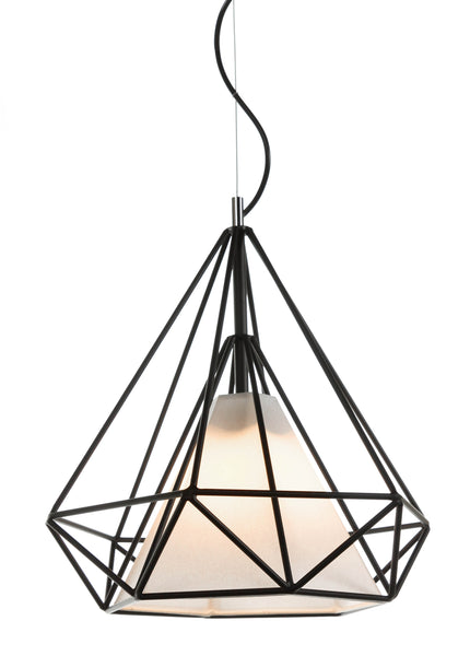 "The ""Enns"" Pendant  Lamp[LM160PBLK] 1"