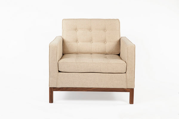 The Dexter Lounge Chair [FEC3719BEIGE1] 3
