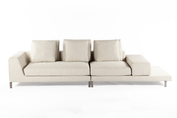 The Sectional Sofa [FQS1303BEIGE] 5