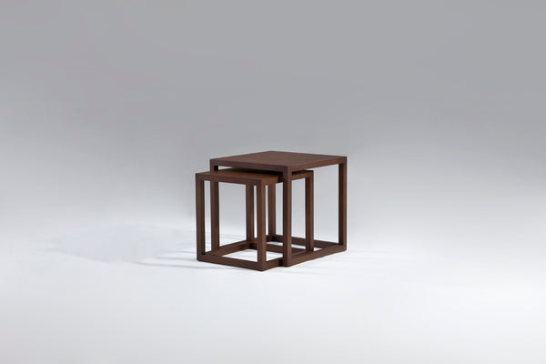 The Vaxaholm Nesting Table [FET0031WALNUT]6