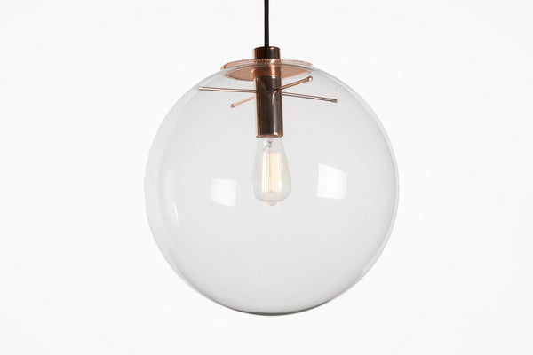 The Eksjo Pendant - Medium [LM540GOLDM]