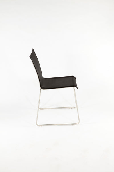 The Dynamic Side Chair [FCC0701BLK] 5