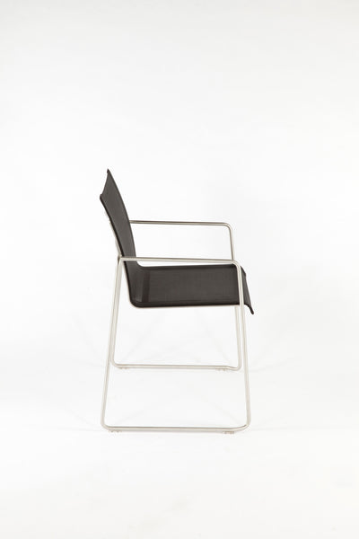 The Dynamic Arm Chair - Black [FCC0704BLK] 5