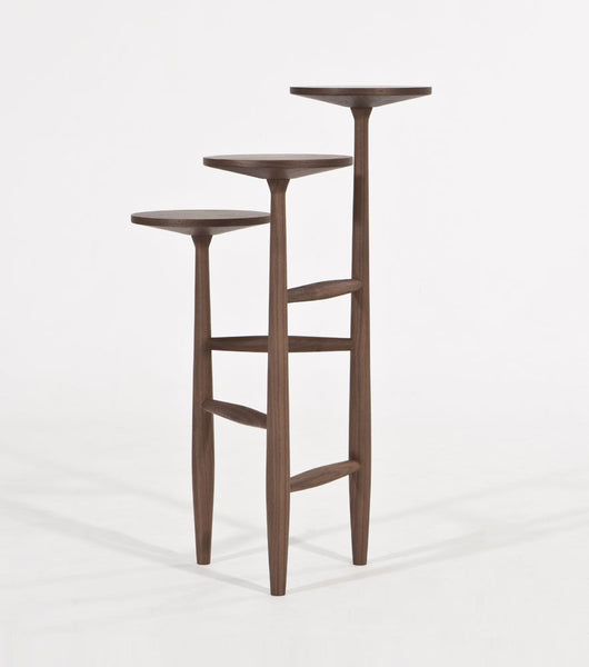 The Francine Side Table in Solid Walnut L [FET5219] 1