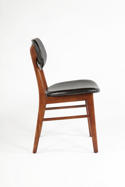 The Malmo Side Chair [FYC042BLKPU] 3