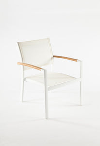 The Rhodes Lounge Chair [FCC0410WHT]