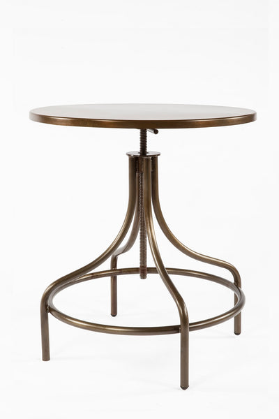 Good Form French Bistro Table [FKT001BRASS] 4