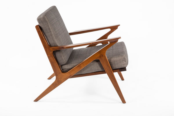 The Tamholt Lounge Chair [FL1310GREY] 3