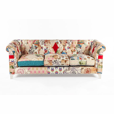 The Boho sofa [FF1043PATCHF]