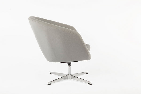 The Boras Lounge Chair [FEC7019GREY] 1