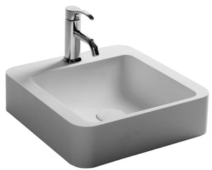 The Bauhaus Sink Vessel