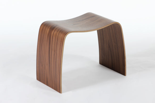 "The"" Lille"" Stacking Stool [FEC1119WALNUT] 2"