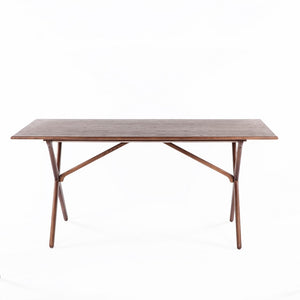 The Eslov Table [FET6439WALNUT]