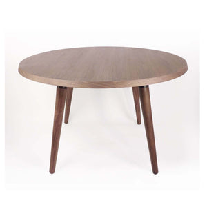 The Milton dining table in Real Walnut [FET1919B] 5