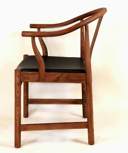 The Ming Chair Walnut [FEC6929] 1