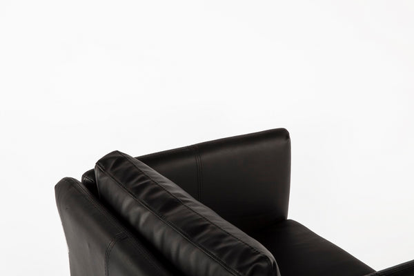 The Ullerslev Lounge Chair [FV210BLK] 2