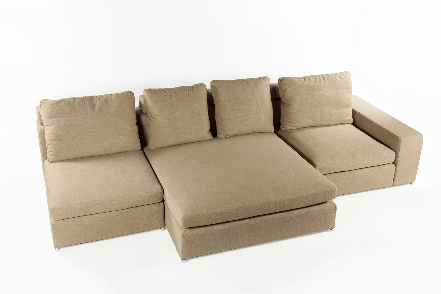 The Scafatti Sectional [FQS111GREY]